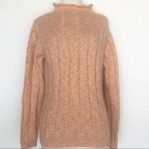 Bcbg MaxAzria pink comfy sweater